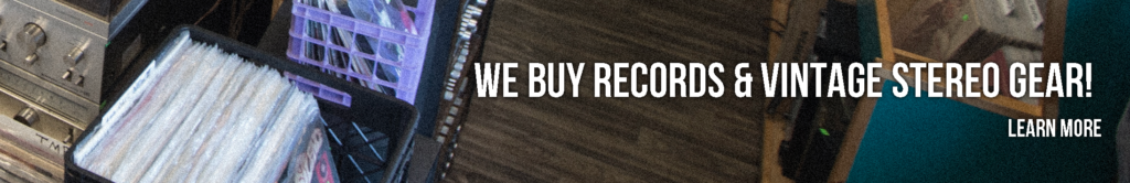 Culture Shock | We Buy Records